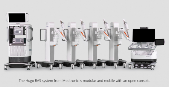 Medtronic's Surgical Robot Approaches Key Milestones