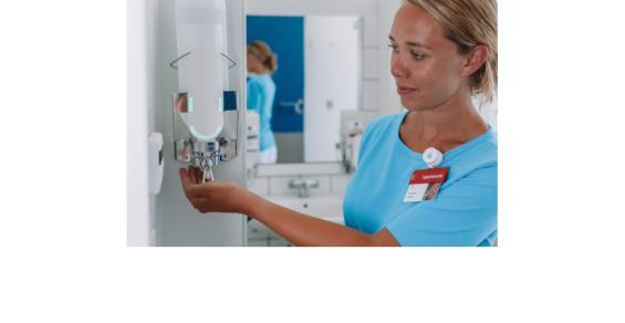 AI-Based Solution Monitors Hand Hygiene Behavior