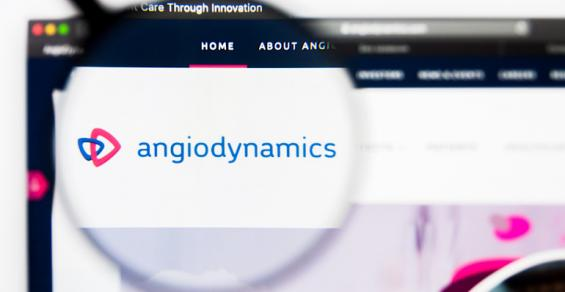 AngioDynamics Enrolls 1st Patient in PATHFINDER Registry