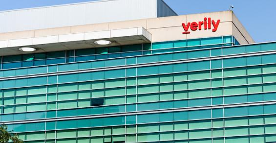 Verily Closes Out 2020 with $700M Investment