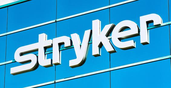 Hot Off Closing on Wright, Stryker is Back on the M&A Trail