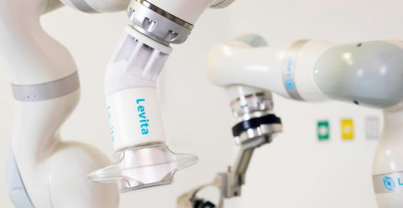 The Magnetic Attraction of Levita's Surgical Robotic Solution