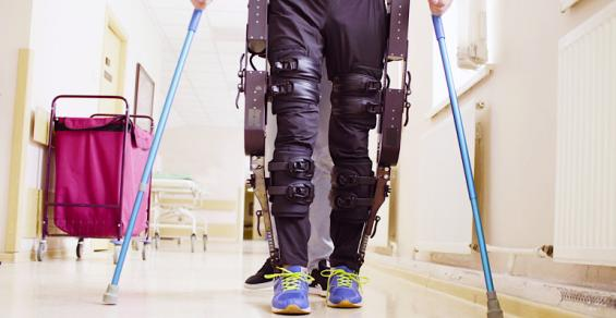Exoskeleton Has Positive Impact on Patients with MS