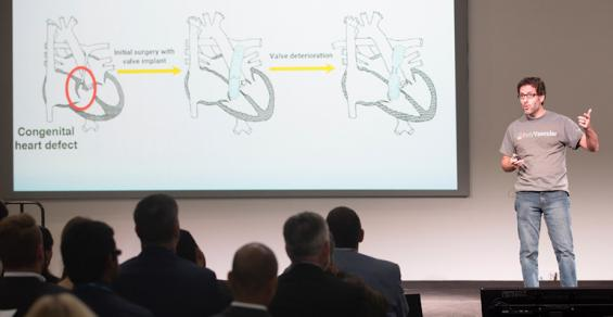 $2M Grant to Speed PolyVascular's Pediatric Catheter-Delivered Pulmonary Valve Replacement to Market