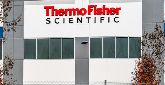 Thermo Scientific Sees Significant Growth Due to COVID-19 Test Demand