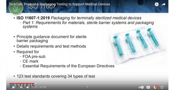 Medical Device Packaging Insider Tips: Must-See Videos