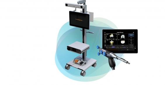 S+N Launches CORI Surgical Robotics Platform