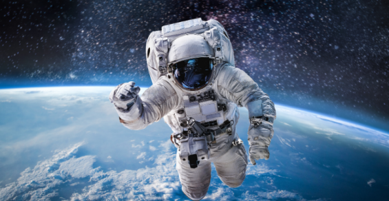 Astronauts Using Fitbit for COVID-19 Risk Mitigation Is Out of This World