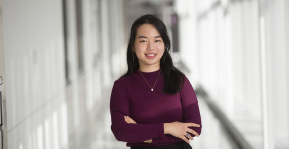 MIT Student Turns Her Artistic Eye to Medical Device Design