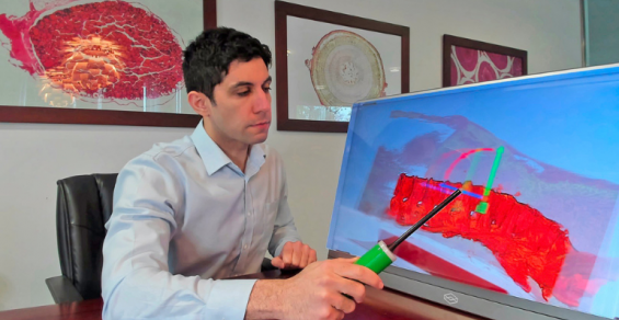 First Glasses-Free Holographic Surgical Simulation Platform Unveiled