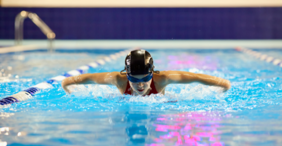 US Olympic Swimmers Dive Back into Competition with BD's COVID-19 Test