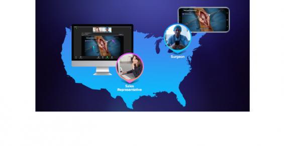 Collaborative Virtual Surgery Training Using Your Device Could Be Just a Click Away