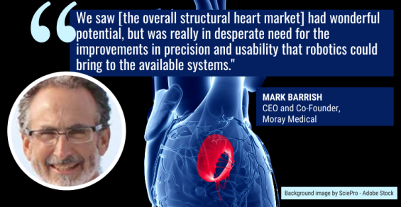 Robotics Startup Wants to Help More Doctors Fix Hearts