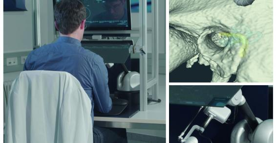 New Virtual Surgical Simulator Debuts in Germany