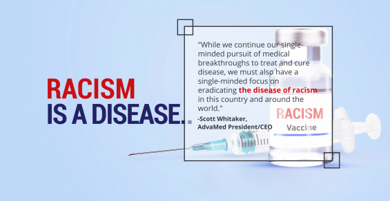 AdvaMed CEO: We Can and Must Stand for the Cause of Equal Justice for All