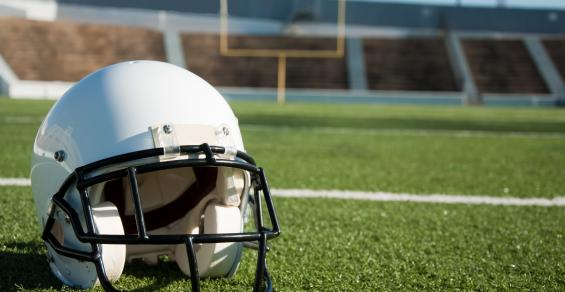 NFL Explores Modified Face Masks for Player Helmets