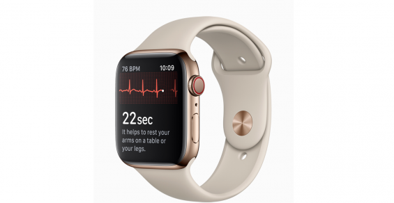 Apple Gains FDA Clearance for ECG App for Apple Watch Series 4