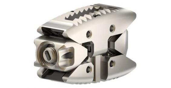 DePuy Launches New Interbody Implant For Degenerative Disc Disease