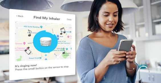 App Update Helps Patients Breathe Easy in the Event of a Misplaced Inhaler