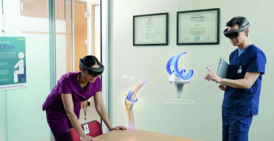 Why You Should Consider Augmented Reality to Develop Your Next Medical Device