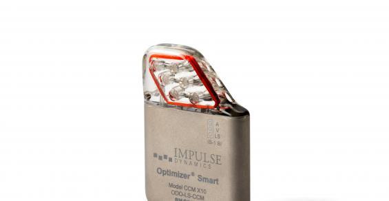 Impulse Dynamics Nets $80.3M to Push Heart Failure Device
