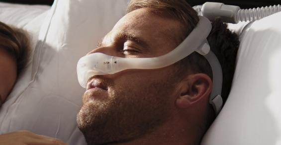 New CPAP Headgear Aims to Enhance Patient Comfort by Offering More Stability