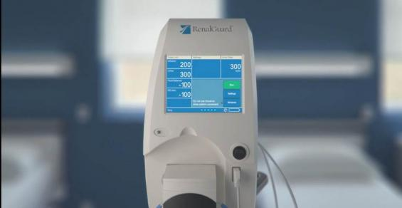 RenalGuard Scores High at ESC-HF with Feasibility Results