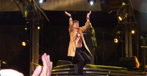 TAVR Puts the Swagger Back in Mick Jagger