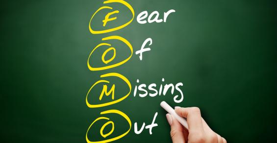 Are You Letting Fear of Missing Out Dictate Your Requirements?