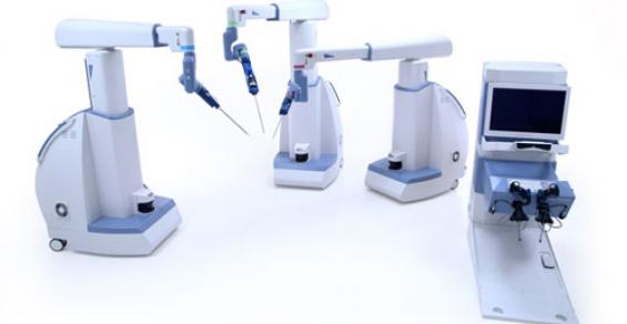 An Overview of the Robotic Surgery Patent Landscape