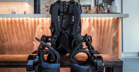 Bionik's Robotic Exoskeleton Gains Powerful Voice Command Capability