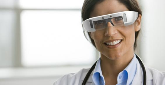 Our Medical Future Through the Lens of Smart Glasses