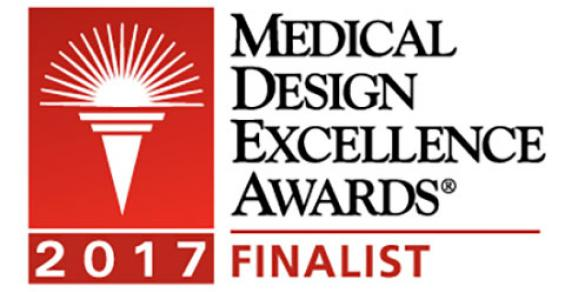 2017 Medical Design Excellence Awards Finalists