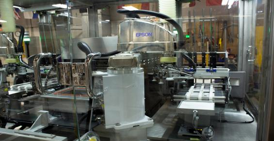 Handing Production to the Robots? It's Getting Cheap and Easy