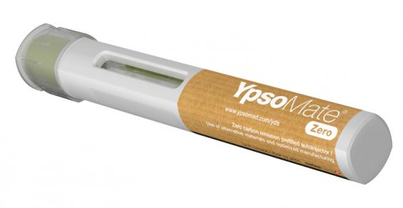 Developing a Zero-Carbon-Emission Autoinjector