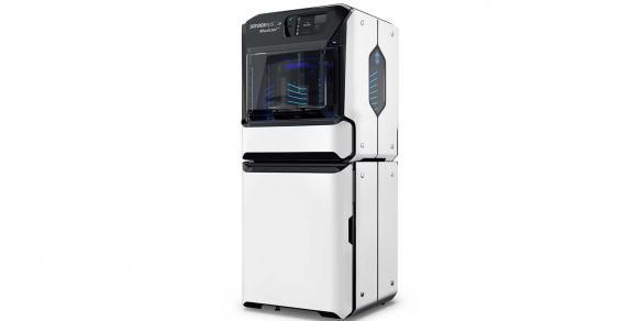 Multi-Color Medical 3D Printer Accommodates Biocompatible, Sterilizable Materials